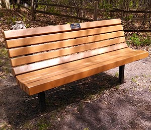 Recognition Benches